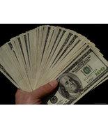 Master Wealth spell 999 TMES POWER MONEY CASH DOLLAR MILLIONS PAY BILLS ... - $99.99