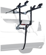 2 Bike Trunk Rack Express Mount Tie Down System Car Sedan SUV Minivan Ha... - £39.86 GBP