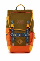 """NEW DAKINE LEDGE FRONT FLAP 25 LITER BACKPACK WITH 17"""" LAPTOP SLEEVE FJO... - $59.35"""
