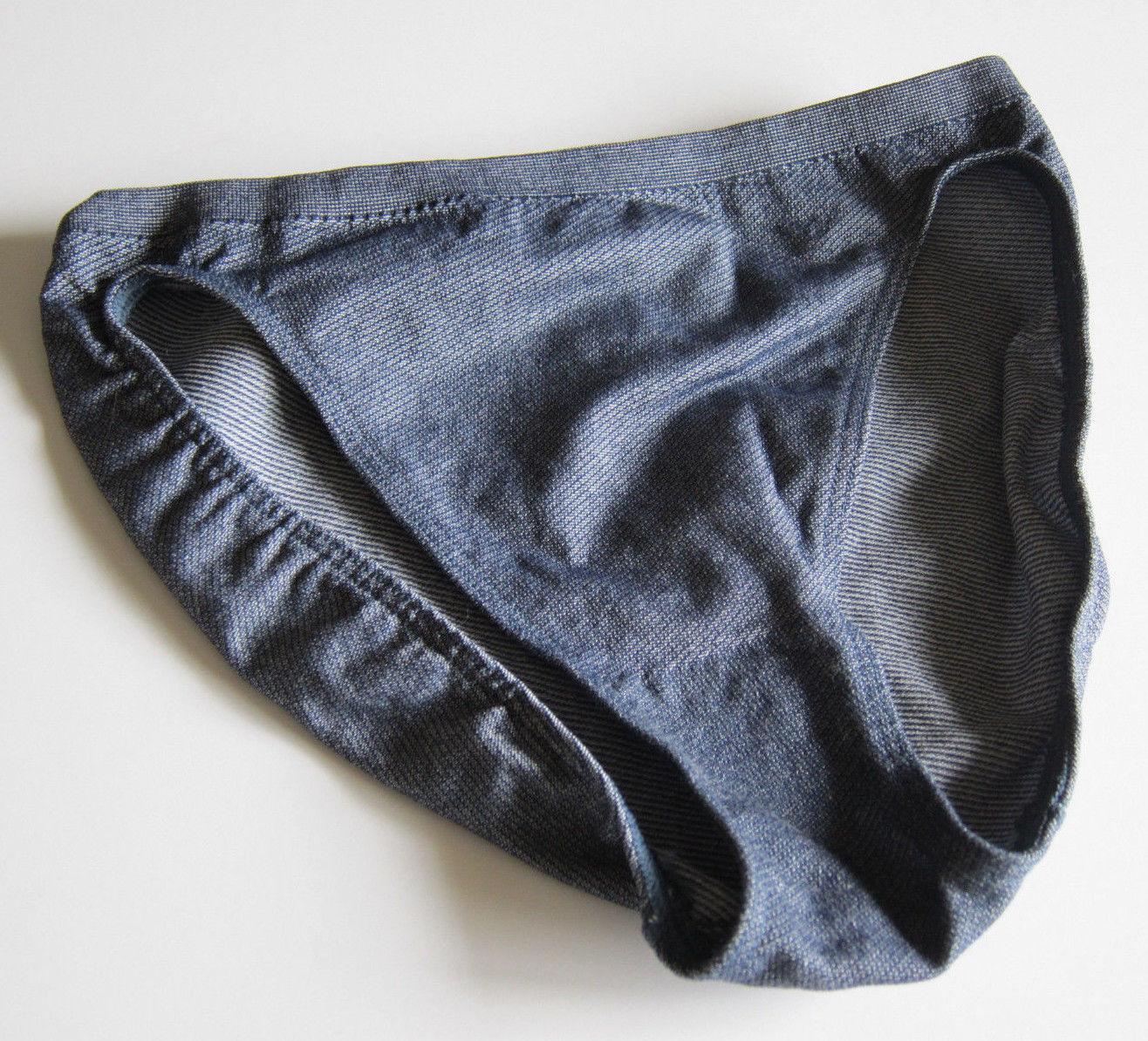37f81edad459 NWT VINTAGE Victoria's Secret Super Soft Ribbed Stretch Bikini Panties SZ  Small - $17.81