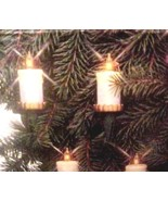 4 sets Candle Lights 20 lights in each set IOB - $24.00