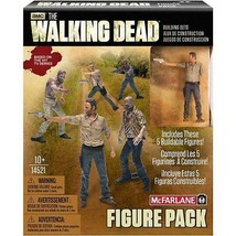 McFarlane Toys Building Sets AMC's The Walking ... - $24.54