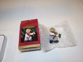 The Bearingers Papa  first collection RARE Christmas Hallmark Keepsake O... - $22.76