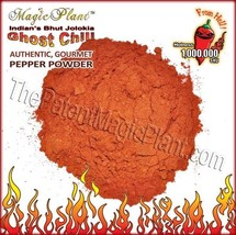 Ghost Pepper Powder / Smoked Dried Bhut Jolokia Powder (5 size variations) - €12,06 EUR+