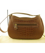 Liz Claborne Crocodile Pattern Shoulder Bag NWT - $27.00