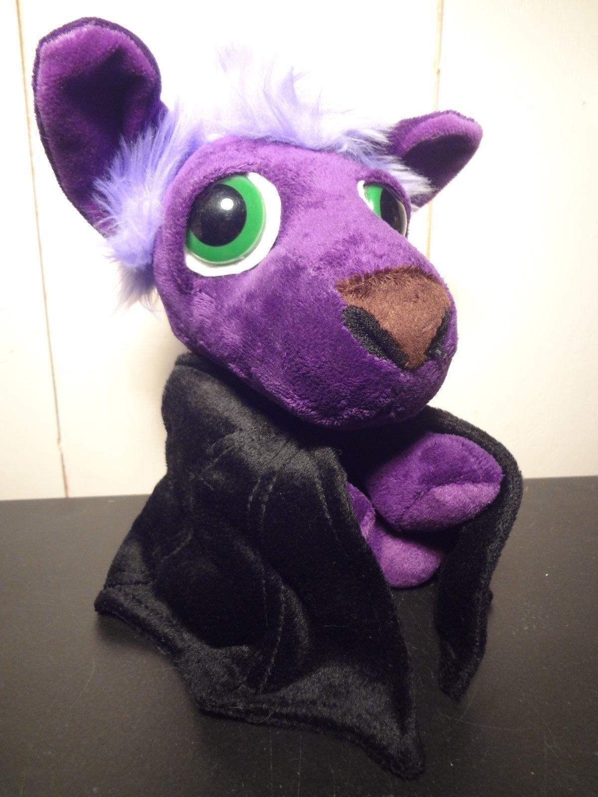 Purple Plush Bat - $10.12