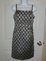 Black & Gold Dress Size 4 made by Target Limited *EUC - $11.99