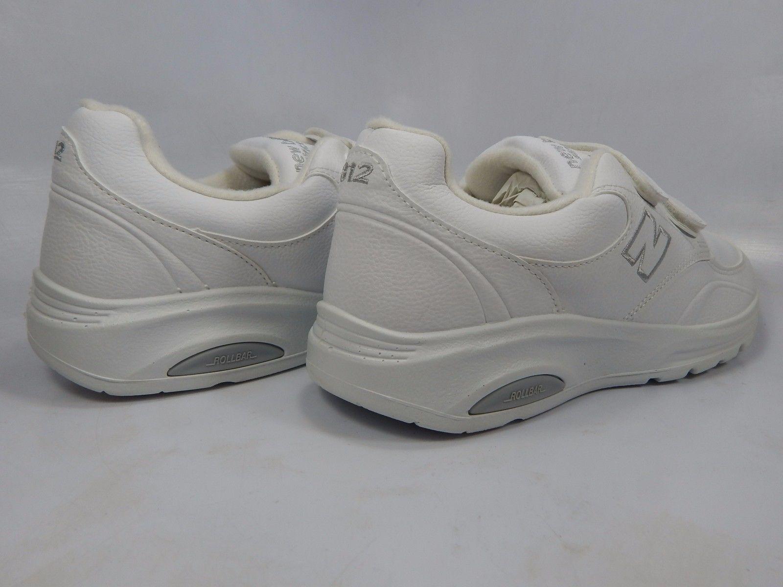 New Balance 812 Men's Walking Shoes Size US 8.5 M (D) EU 42 White MW812VW