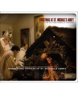 CHRISTMAS AT ST. MICHAEL'S ABBEY by Norbertine Fathers of St. Michael's ... - $23.95
