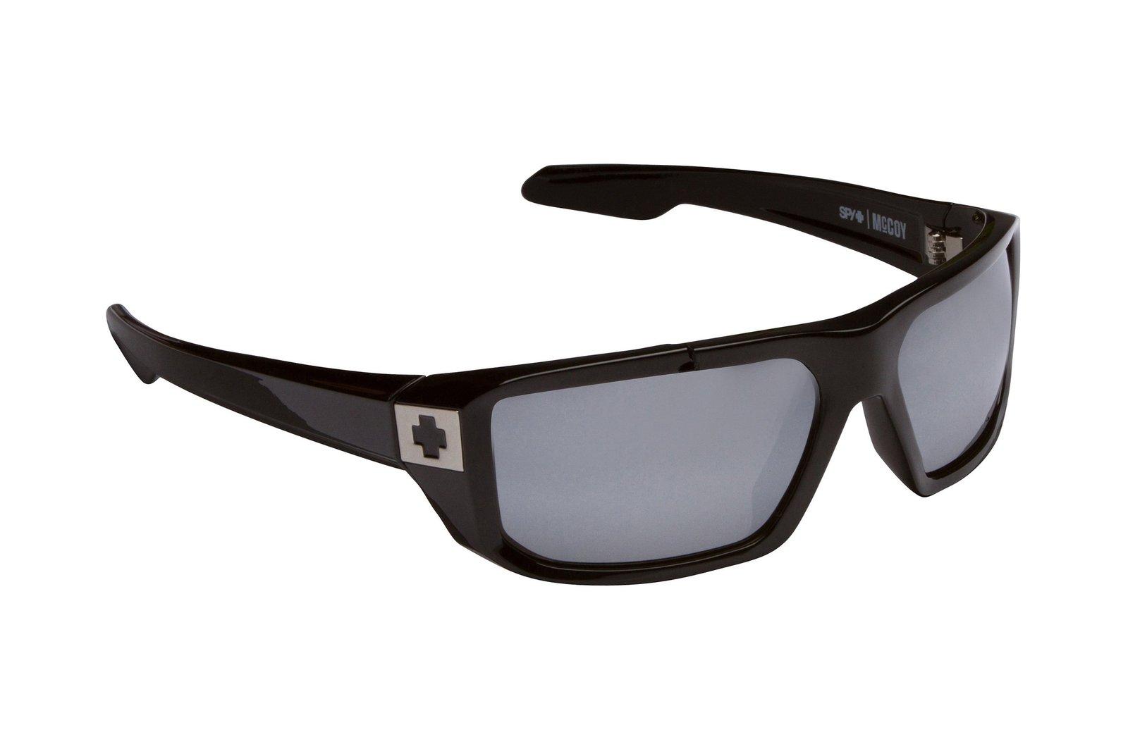 90475931697 ... New SEEK Replacement Lenses Spy Optics McCOY - Polarized Silver Mirror