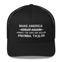Make America Arrest The Cops Hat / Lebron James Maga Hat / Lebron maga Hat / Tru image 5