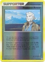 Professor Rowan 123/132 Reverse Holo Uncommon Supporter Secret Wonders  - $1.49