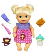Baby Alive Baby's New Teeth - Blonde (Styles Ma... - $189.95