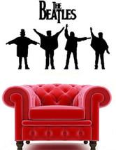 NEW ~ HUGE BEATLES HELP VINYL WALL ART  DECAL STICKER GREAT GIFT - £12.25 GBP