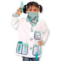 Doctor Kids Costume - 3-6 Years - $41.07
