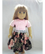 "American Girl or 18"" Doll Fancy Dress - $12.95"