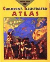 Children's Illustrated Atlas [Hardcover] World Book Staff - $24.70