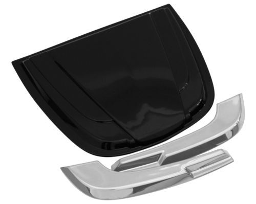 Lund Truck Cowl Induction Hood Scoop No Drill Instal Durable & heat resistant