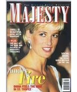 ORIGINAL Vintage 1997 Majesty Magazine Vol 18 #9 Princess Diana - $18.49