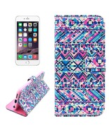 For iPhone 6/6s Tribal Leather Case with Holder... - $7.99