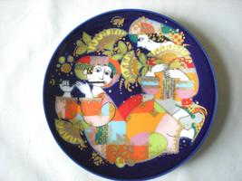 """Rosenthal """"Orientalische Nachtmusik Wandteller Motiv Nr 1 6 Inch Collect... - $18.50"""