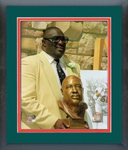 Larry Little 1993 NFL Hall of Fame Induction Ceremony -11x14 Matted/Fram... - $43.55