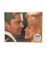 Vintage 1974 Tommy Movie Lobby Card #1 The Who Jack Nicholson Anne Margret - $15.86