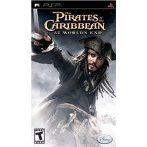 PSP Pirates of the Caribbean: At World's End  - $45.00