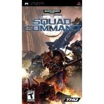 PSP Warhammer 40k: Squad Command  - $65.00