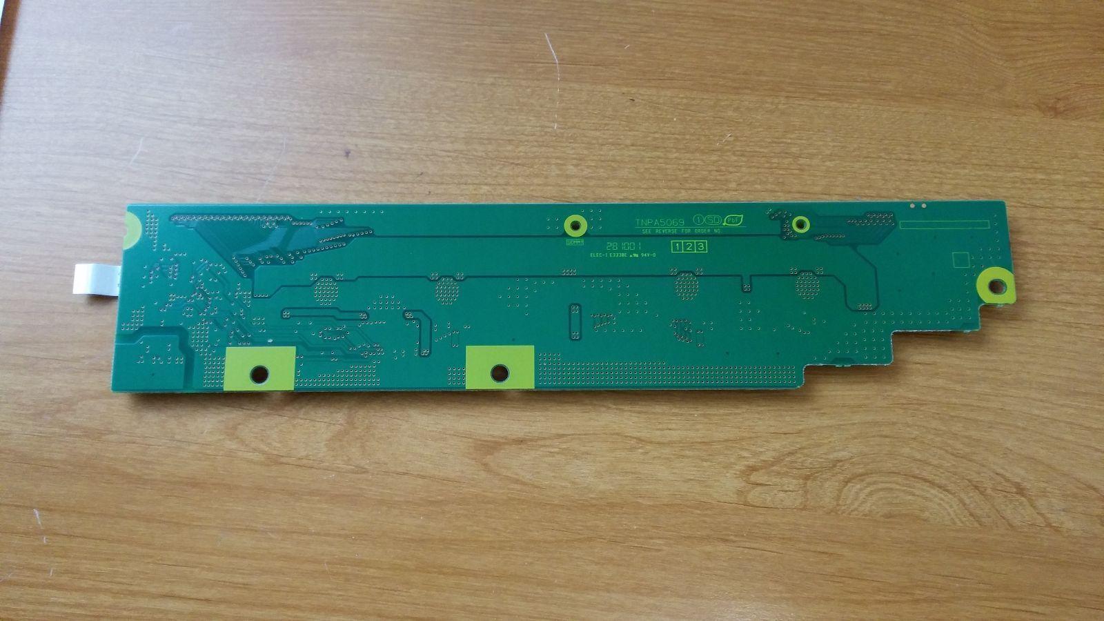 Panasonic TXNSD1LNUU (TNPA5069) SD Board for Sanyo