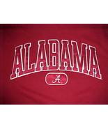 Alabama Crimson Tide NCAA SEC Jansport Team Logo Red Men Fleece Sweatshi... - $44.50