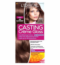 L'Oreal Paris Casting Creme Gloss 780 Caramel Moccacino - $17.39