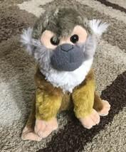 Wild Republic Lemur Monkey Plush Ape Hanging Toy AA137 - $9.74