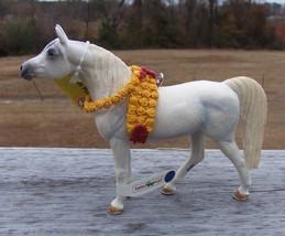 Custom Made Safari Arabian Mare Horse Christmas Holiday Ornament Pony  - $20.00