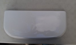 """9R62 White Toilet Tank Lid, 5-1-3, 1-5, 16-3/4"""" X 7-3/4"""", Very Good Condition - $49.66"""