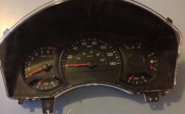 2002-2003, OEM Nissan Titan Armada Speedometer Instrument Cluster - $127.71