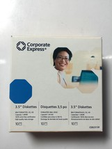 "10 Corporate Express 3.5"" Floppy Diskettes 1.44... - $14.84"