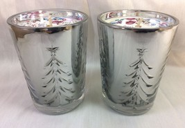 Bath Body Works Medium Candle, Mirror-like with Christmas Tree, Winter F... - $15.00