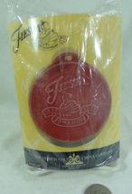 Fiesta-CHRISTMAS-Ornament-75th Anniversary Scarlet Homer Laughlin Co HLC NIB - $12.99