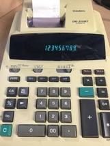 Casio DR-210HT Desktop Printing Calculator DR210HT - $22.20
