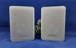 PAIR OF SAMSUNG PSRS610E HOME THEATER REAR SPEA... - $19.79