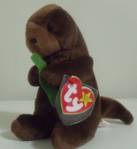 Ty Beanie Babies NWT Seaweed the Otter Retired - $15.95