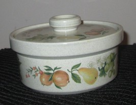 WEDGWOOD QUINCE INDIVIDUAL CASSEROLE DISH - $12.65