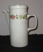 WEDGWOOD COFFEE POT QUINCE - $13.40