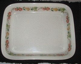 WEDGWOOD QUINCE RECTANGLE BAKING DISH - $39.89