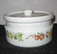 WEDGWOOD QUINCE CASSEROLE DISH - $29.79