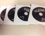 Treme: The Complete First Season (Blu-ray Disc, 2011, 4-Disc Set) Discs Only