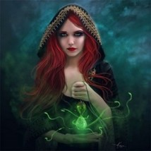 Haunted Pomba Gira ritual for beauty sexuality and desire most POWERFUL spell  - $30.00
