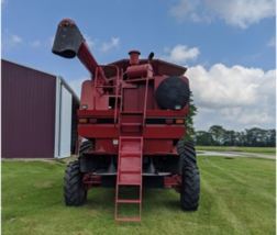 1997 CASE IH 2188 For Sale In Chrisman, Illinois 61924 image 5