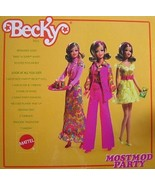 Barbie Vintage Reproduction - Most Mod Party Becky - $100.00